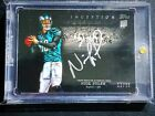 2012-2013 TOPPS INCEPTION NICK FOLES SILVER AUTOGRAPH FLAWLESS ROOKIE AUTO 25