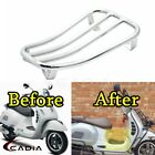 17 19 FOR VESPA GTS GTV 300 GTS 150 250 Scooter Luggage Rack Foot Pedal Holder
