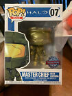 Funko POP! Halo Master Chief with Cortana Gold #07 OUTPOST DISCOVERY EXCLUSIVE