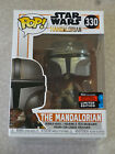 Funko Pop! Star Wars The Mandalorian #330 2019 Fall Convention EXCLUSIVE