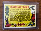 Mars Attacks Again with All-New Trading Cards This October 9