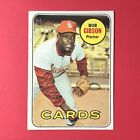 Bob Gibson Cards, Rookie Card and Autographed Memorabilia Guide 7