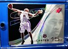 Vince Carter Cards and Autographed Memorabilia Guide 19