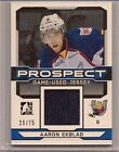 2014 ITG Draft Prospects Hockey Clear Rookie Redemption Set Announced 4