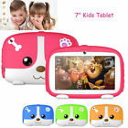 Cute 7 Kids Tablet PAD 8GB WiFi Dual Camera Educational PC for Boys Girls Child