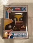 Funko POP Marvel Comics Wolverine Brown 05 X Men NRFB Zapp exclusive