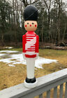 VINTAGE CHRISTMAS TPI 31 TOY SOLDIER LIGHTED BLOW MOLD