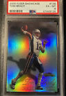 Tom Brady 136 - 2000 Fleer Showcase Rookie RC PSA 6 - #843 2000 NICE!