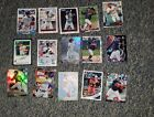 Francisco Lindor 15 card lot!! 2012 chrome, 2015 pro debut! inserts, ect.