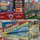 1992 Topps MLB Baseball Cards Complete Set Factory Sealed Box 792 Cards