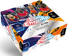 2020-21 TOPPS CHROME MATCH ATTAX HOBBY BOX UEFA CHAMPIONS LEAGUE FACTORY SEALED