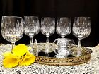 1970s Gorham Crystal Chantilly Water Stemmed Goblet 6