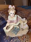 Boyds Bears Dollstone Yesterdays Child I wanna be Series #11 Melissa Kate Ballet