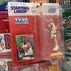 1996 Starting Lineup NBA Vancouver Grizzlies Bryant Reeves Basketball Toy