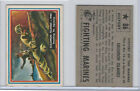 1953 Topps Fighting Marines Trading Cards 5