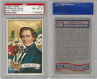 1956 Topps US Presidents Trading Cards 34