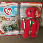 Ty Beanie Baby Osito Bear RARE!! Will sell entire collection for $1000.00.