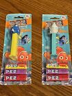 """FINDING NEMO"" PEZ Candy Dispenser DORY & BRUCE the Shark Collectibles Toys"