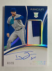 2021 Panini Immaculate Collection Baseball Cards 39