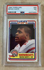 1984 Topps USFL Football Cards 22