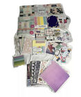 HUGE Lot Of Scrapbooking Paper Pads Packs + Thickers The Paper Studio