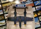 P38 LIGHTNING USAAF 8 Ball Military Airplane Franklin Mint B11E076