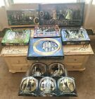 LOTR Lord of the Rings Box Set Figures Lot Coronation Hero's Of Middle Earth
