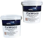 TotalBoat Fixwood  Marine Grade Epoxy Putty  Stainable Paste Filler for Damage
