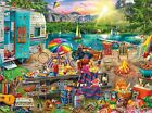 500 Pieces Of Adult Jigsaw Puzzles Family CampingGood Collections And Birth