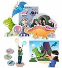 Lello  Monkey Dinosaur Party Games For Children set of 3 Pin the Tail on t