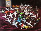 45 Vintage Diecast Airplanes Matchbox 70s 2000 Space Shuttle Pan Am 747 In Box