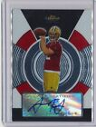 2005 Topps Finest AARON RODGERS Autograph Auto Rookie RC 299 PACKERS