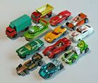 Vintage Lot of 12 Hot Wheels Matchbox Tomica  Other Diecast Cars