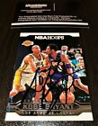 Law of Cards: Panini and Art of the Game Settle Kobe Bryant Autograph Suit 4
