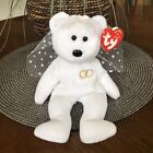TY BEANIE BABY *Mrs. the Bride Bear*  Retired With Tag(s)