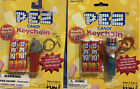 VintagePez Collectable Key Chains Patriotic Uncle Sam and Dumbo
