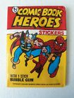1975 Topps Comic Book Heroes Stickers 7