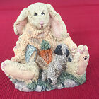 VINTAGE Boyds Bears and Friends Figurine 1993 LEWIS CARROLL Reg Number 4E/3170