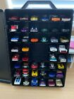 Hot Wheels Loose 44 Car Lot with Carrying Case Lot 4 FREE SHIPPING