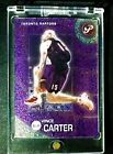 Vince Carter Cards and Autographed Memorabilia Guide 14