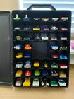 Hot Wheels Loose 44 Car Lot with Carrying Case Lot 3 FREE SHIPPING
