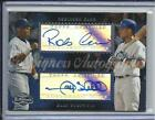 2006 TOPPS CO-SIGNERS ROBINSON CANO & GARY SHEFFIELD DUAL SP AUTOGRAPH YANKEES
