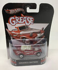 Hot Wheels Greased Lightning Retro Entertainment X8902 New 2013 Red 164