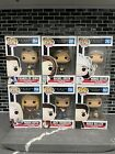 Funko Pop! FRIENDS Complete Set 261-266 ALL 6 Rare & Vaulted