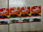 Hot Wheels Classics Series 1 67 Camaro Rare Redlines Limited LOT of 4