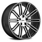 TSW CROWTHORNE Wheels 18x85 40 5x1143 761 Gunmetal Rims Set of 4
