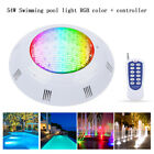 54W Swimming Pool Light RGB Color ChangingSwitch Remote Design Waterproof 12V