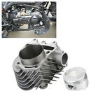 Cylinder And Head 61mm Alloy Big Bore Kit GY6 150cc Scooters Mopeds Performan CW