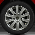 16x65 Factory Wheel Sparkle Silver Full Face for 2009 2010 Volkswagen Routan