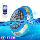 LED Underwater Swimming Pool Lights54W RGB Color Changing 12V 20ft Cord